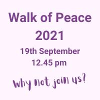 Walk of Peace 2021